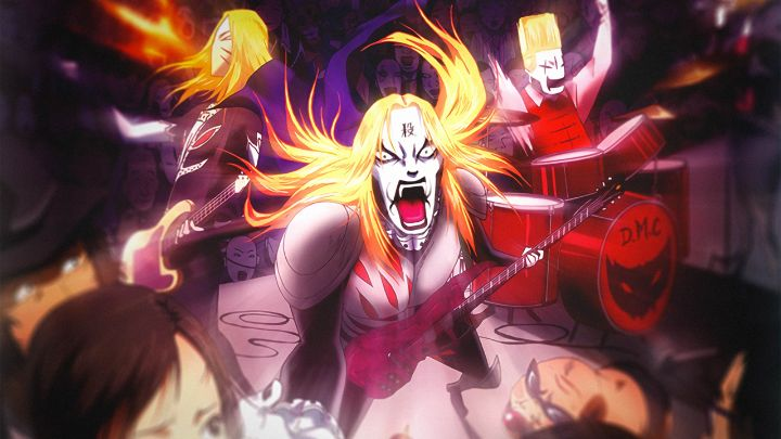 Detroit Metal City: Lista episodi Streaming e Download SUB ITA