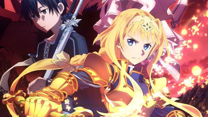 Sword Art Online: Alicization - War of Underworld - VVVVID